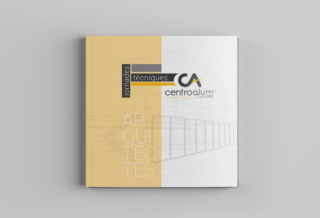 Centro alum cat logo arquitectos xpresa comunicaci for Catalogo arquitectura